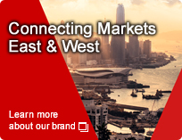 Connecting Markets East & West Learn more about our brand