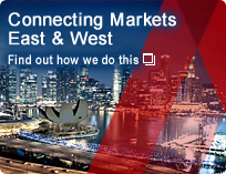 Connecting Markets East & West Find out how we do this