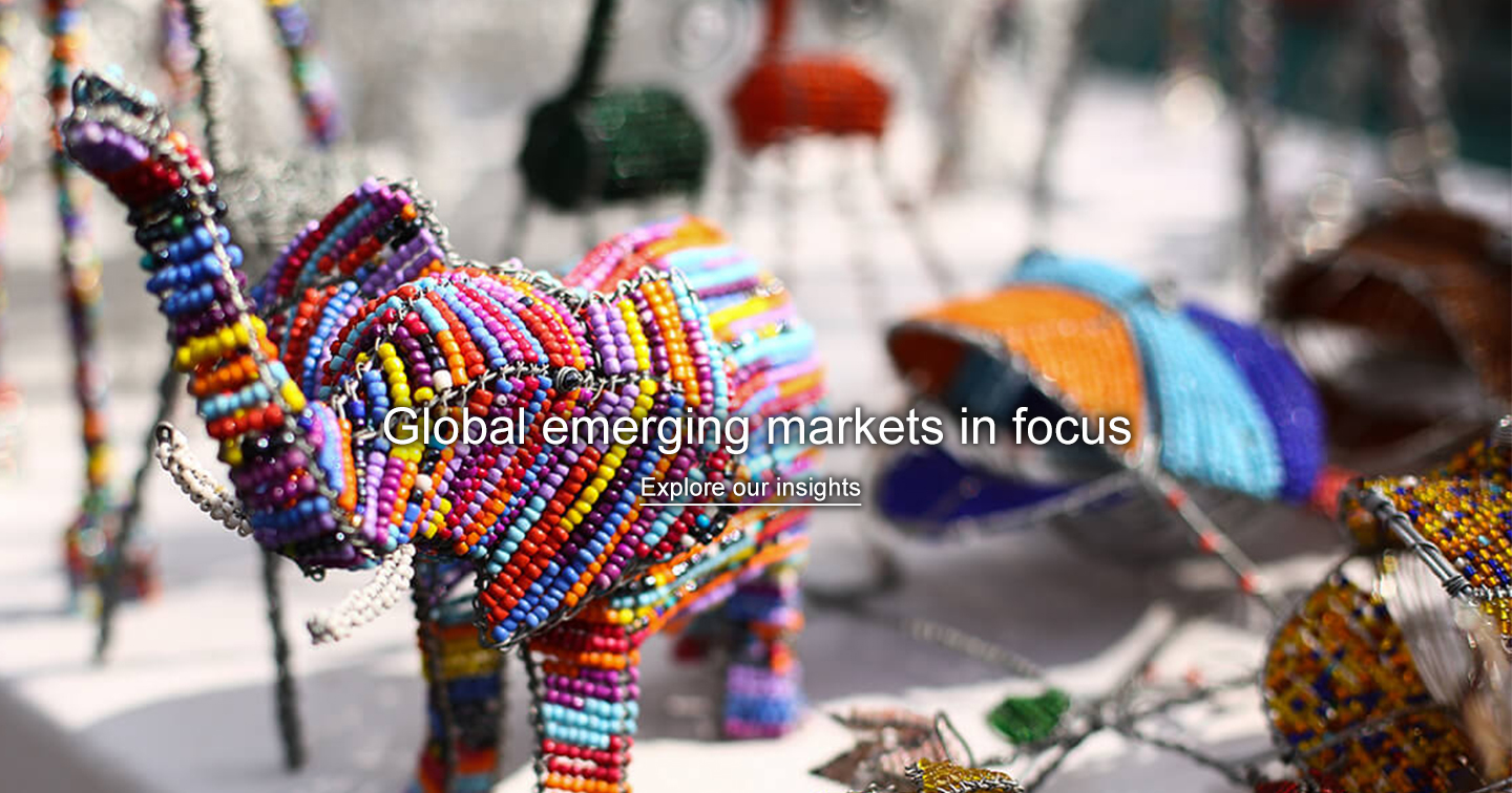 Global emerging markets in focus