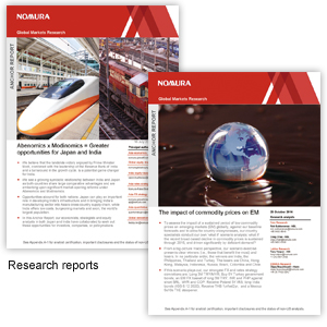 Photo: Research reports