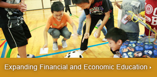 Expanding Financial and Economic Education